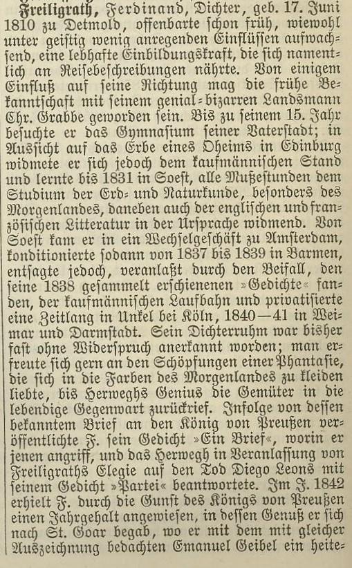 Sammlung Persönlichkeiten des 19. Jahrhunderts Lebens10