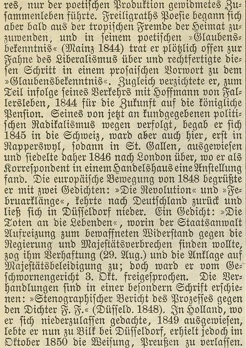 Sammlung Persönlichkeiten des 19. Jahrhunderts Lebens11