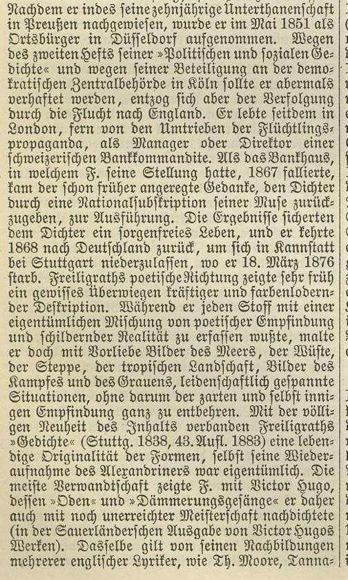 Sammlung Persönlichkeiten des 19. Jahrhunderts Lebens12