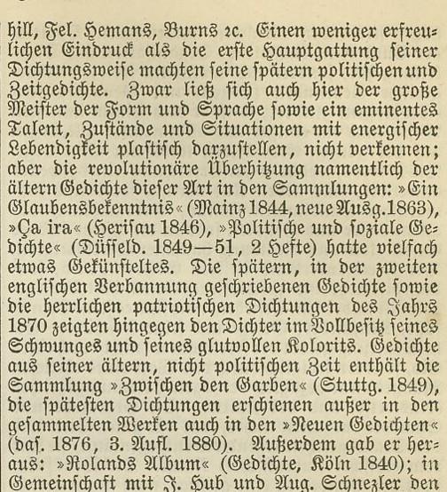 Sammlung Persönlichkeiten des 19. Jahrhunderts Lebens13