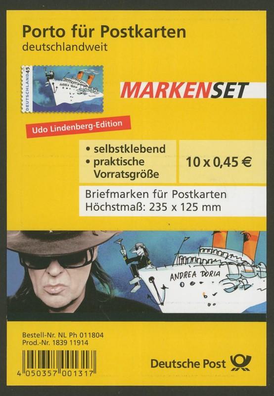 Ausgaben 2010 Deutschland Schiff10