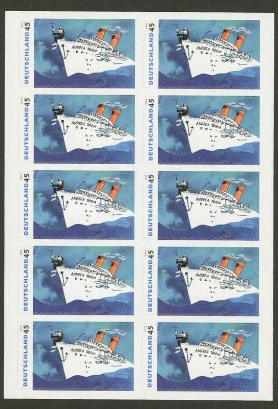 Ausgaben 2010 Deutschland Schiff11