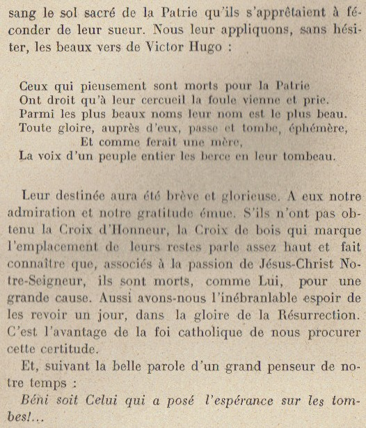 Abbé ROUTHIER - Les Prussiens au BAIZIL - Septembre 1914 06_ava10