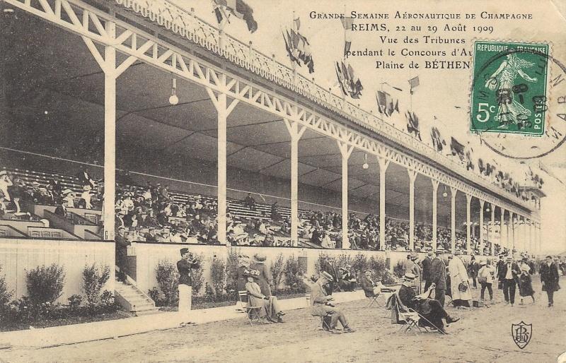 La Grande Semaine d'Aviation - Du 22 au 29 Août 1909 1909_g10