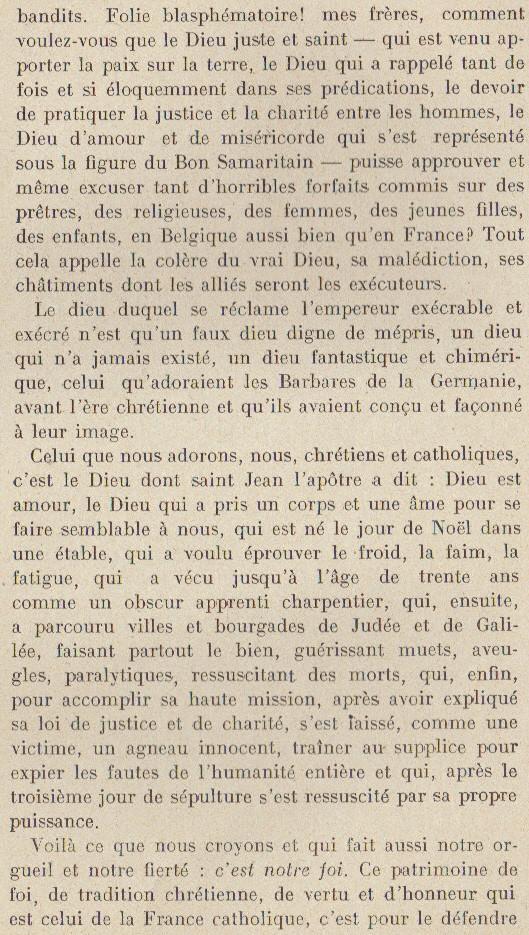 Abbé ROUTHIER - Les Prussiens au BAIZIL - Septembre 1914 24_mem10