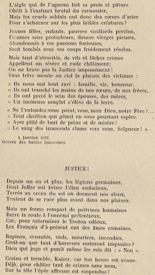 Abbé ROUTHIER - Les Prussiens au BAIZIL - Septembre 1914 31_mem10