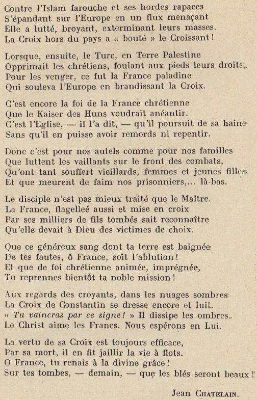 Abbé ROUTHIER - Les Prussiens au BAIZIL - Septembre 1914 34_mem10
