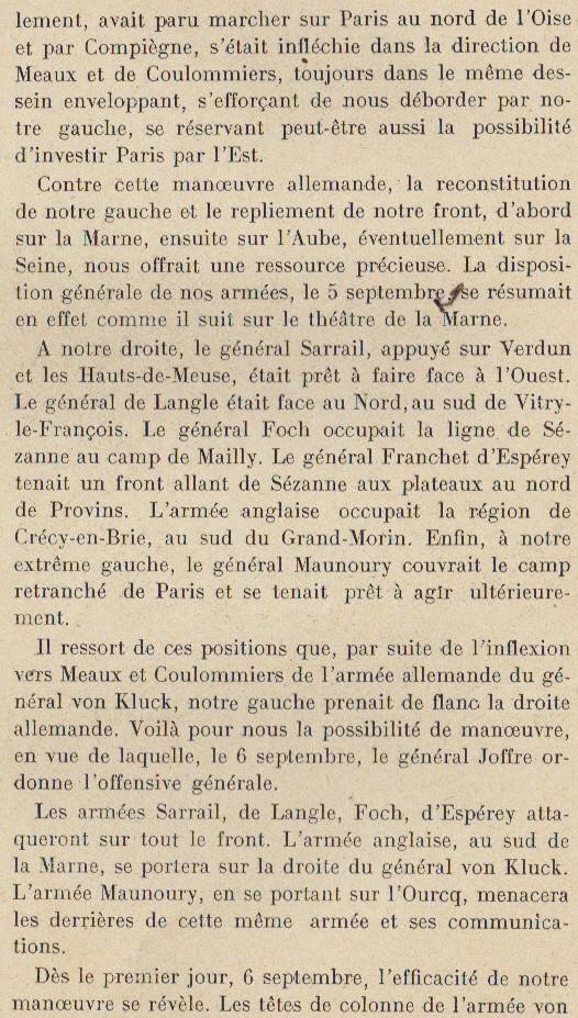 Abbé ROUTHIER - Les Prussiens au BAIZIL - Septembre 1914 42_ope10