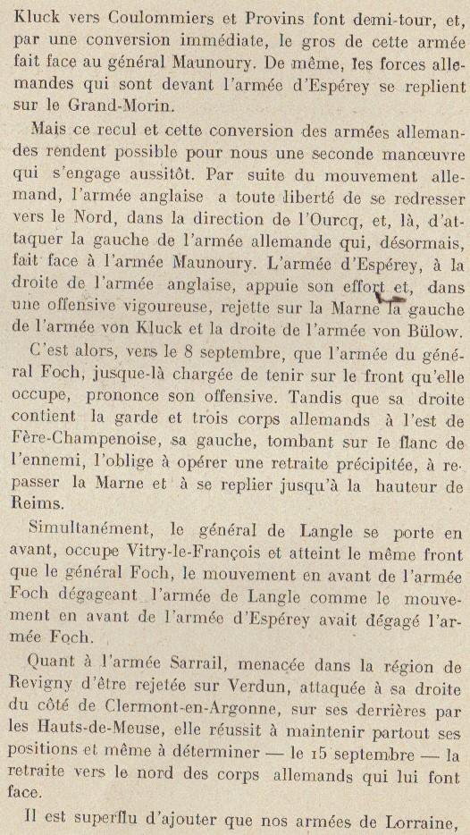 Abbé ROUTHIER - Les Prussiens au BAIZIL - Septembre 1914 44_ope10