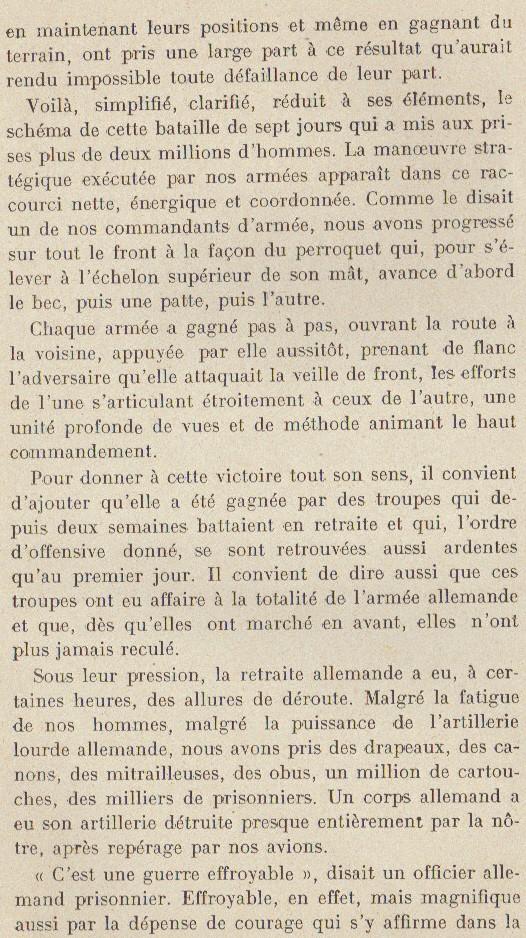 Abbé ROUTHIER - Les Prussiens au BAIZIL - Septembre 1914 45_ope10