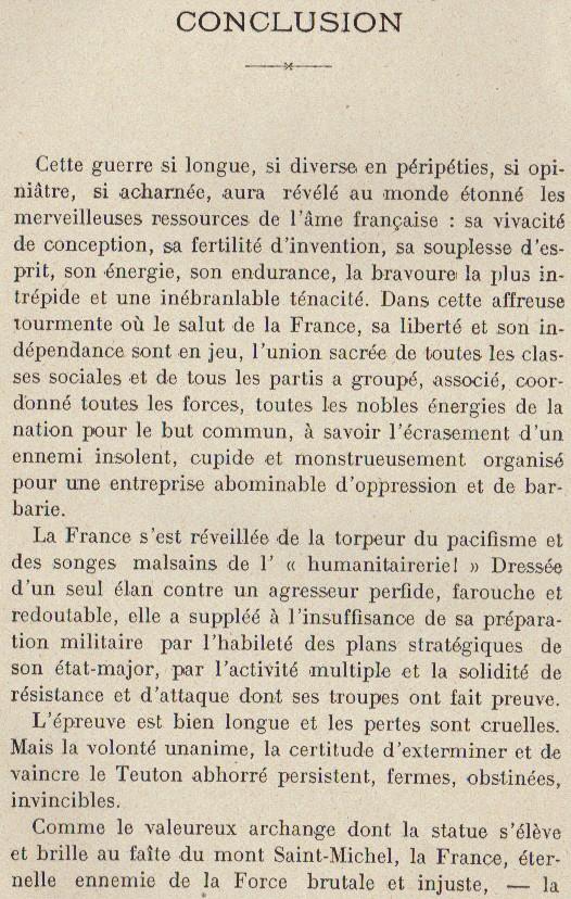 Abbé ROUTHIER - Les Prussiens au BAIZIL - Septembre 1914 47_con10