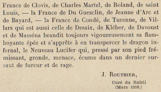 Abbé ROUTHIER - Les Prussiens au BAIZIL - Septembre 1914 48_con10