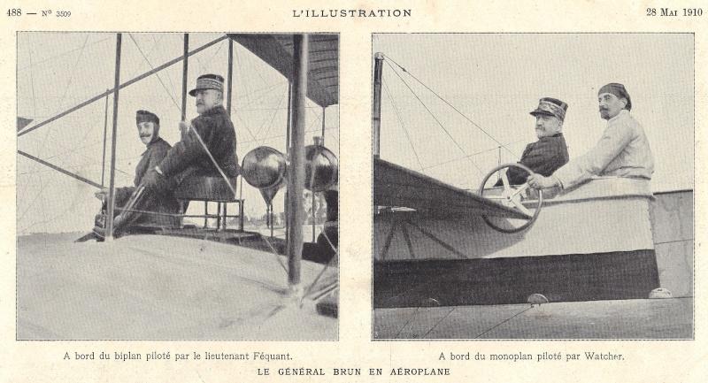 Place importante tenue par le Camp de CHÂLONS dans la naissance de l'Aviation L_illu21