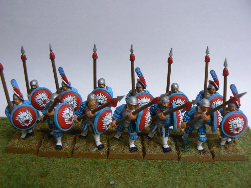 Mon armée du culte d'Ulric et du Middenland - Page 3 P1140415