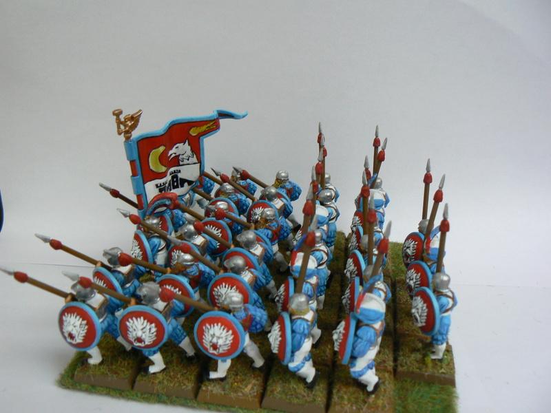 Mon armée du culte d'Ulric et du Middenland - Page 3 P1140416