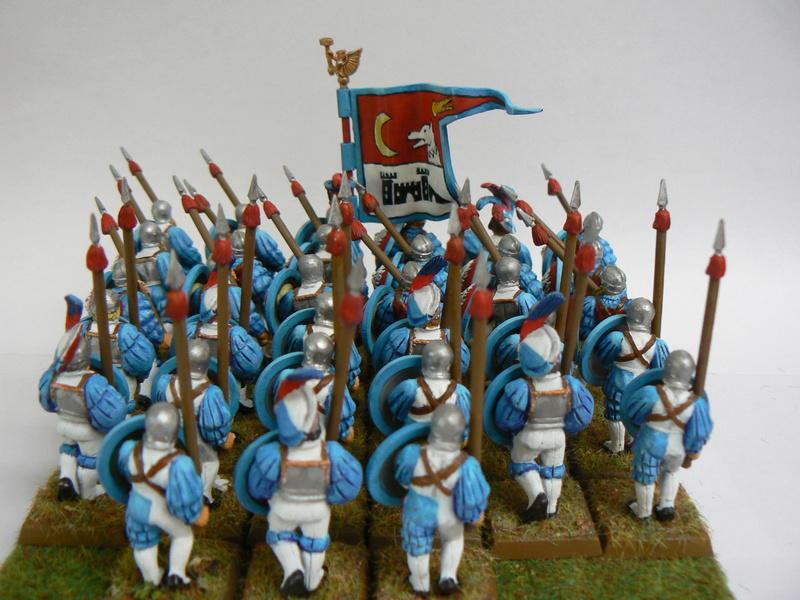 Mon armée du culte d'Ulric et du Middenland - Page 3 P1140417