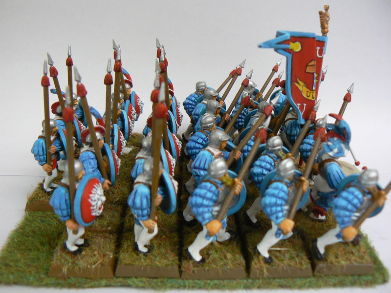 Mon armée du culte d'Ulric et du Middenland - Page 3 P1140418