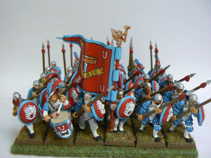 Mon Armée du Culte d'Ulric et du Middeinhem. - Page 2 P1140419