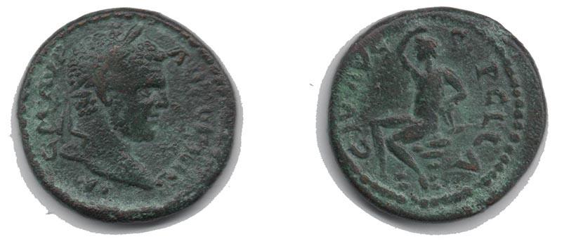 Bronze de Caracalla : Pella 7036_c10