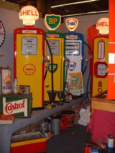 """retro addiction"" les objets retro Pompe_10"