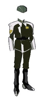 type d'uniforme CTC  The_un10