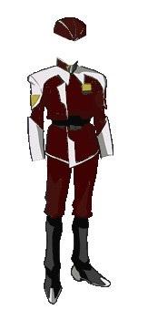 type d'uniforme CTC  The_un11