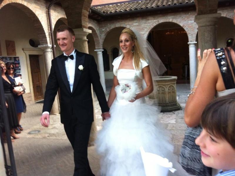 Il matrimonio di Manuel e Cristina In_att10