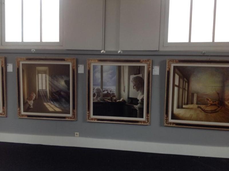 Picasso - Mirò - Nunziante - Bruges (B) 27 Giugno- 27 Settembre 2016 0310