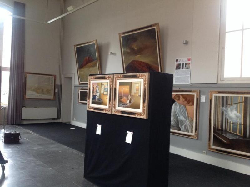 Picasso - Mirò - Nunziante - Bruges (B) 27 Giugno- 27 Settembre 2016 0410
