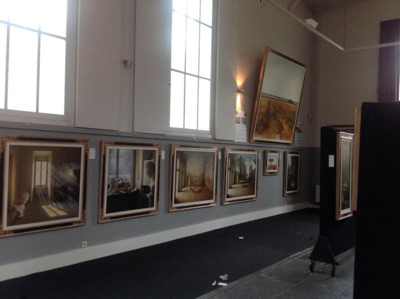 Picasso - Mirò - Nunziante - Bruges (B) 27 Giugno- 27 Settembre 2016 0510