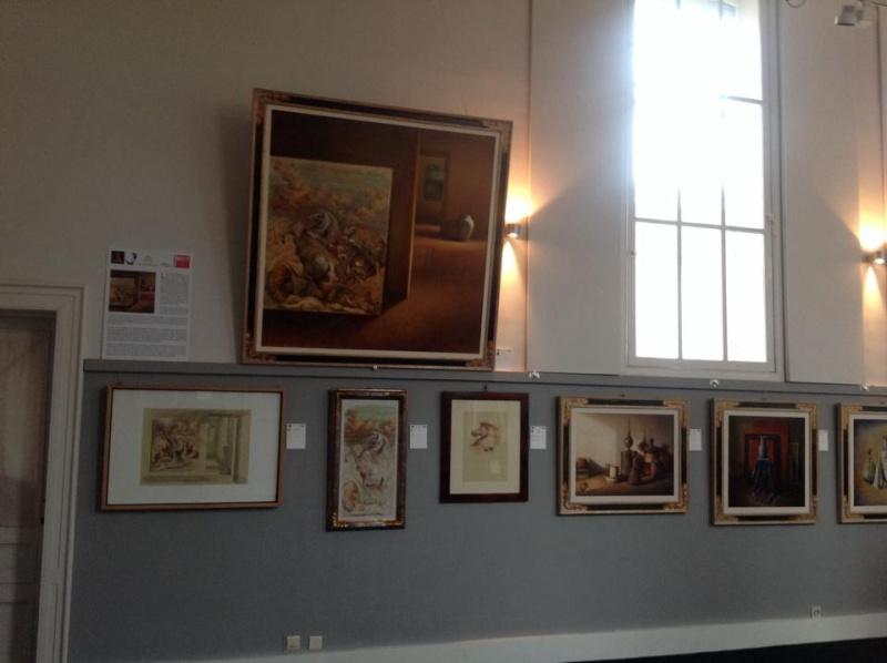Picasso - Mirò - Nunziante - Bruges (B) 27 Giugno- 27 Settembre 2016 0910