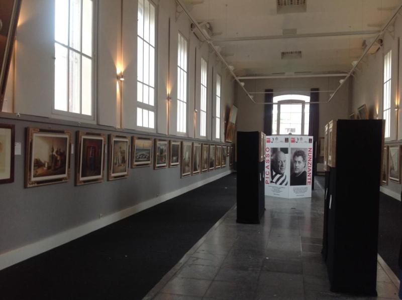 Picasso - Mirò - Nunziante - Bruges (B) 27 Giugno- 27 Settembre 2016 1210