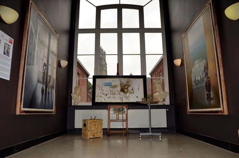 Picasso - Mirò - Nunziante - Bruges (B) 27 Giugno- 27 Settembre 2016 13439110