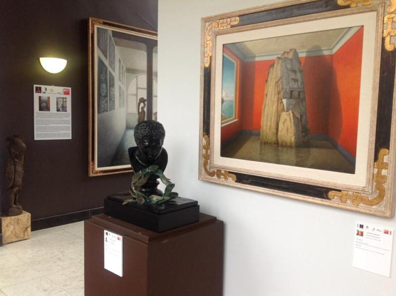 Picasso - Mirò - Nunziante - Bruges (B) 27 Giugno- 27 Settembre 2016 1410