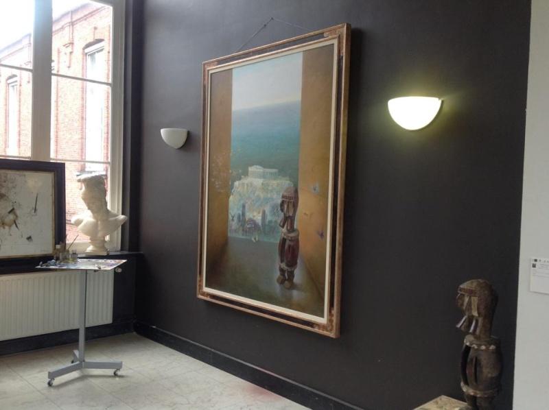 Picasso - Mirò - Nunziante - Bruges (B) 27 Giugno- 27 Settembre 2016 1610