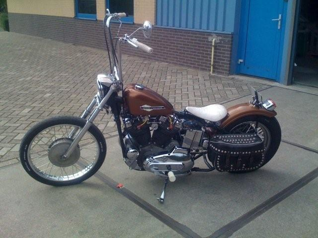 Sacoches pour Sportster - Page 2 Harley13