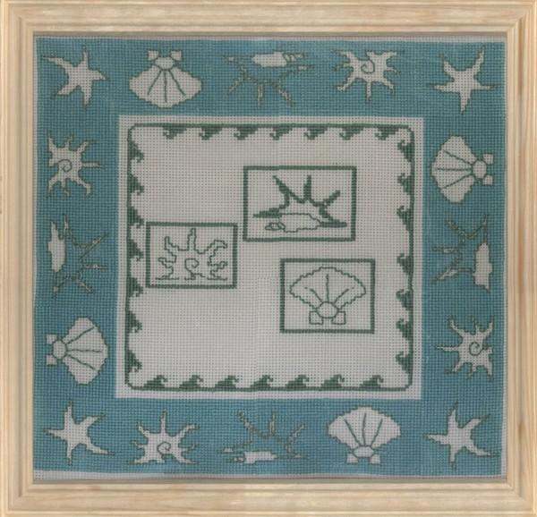 Вышивка крестом. 10561012