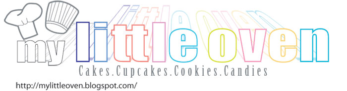 .:: My Little Oven ::. (Cakes, Cupcakes, Cookies & Candies) Banner10