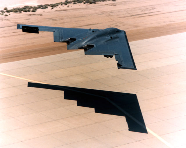 Northrop B-2 Spirit (trouvé). B-2_sh10