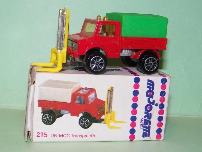 N°215 Unimog Transpalette  101e9719
