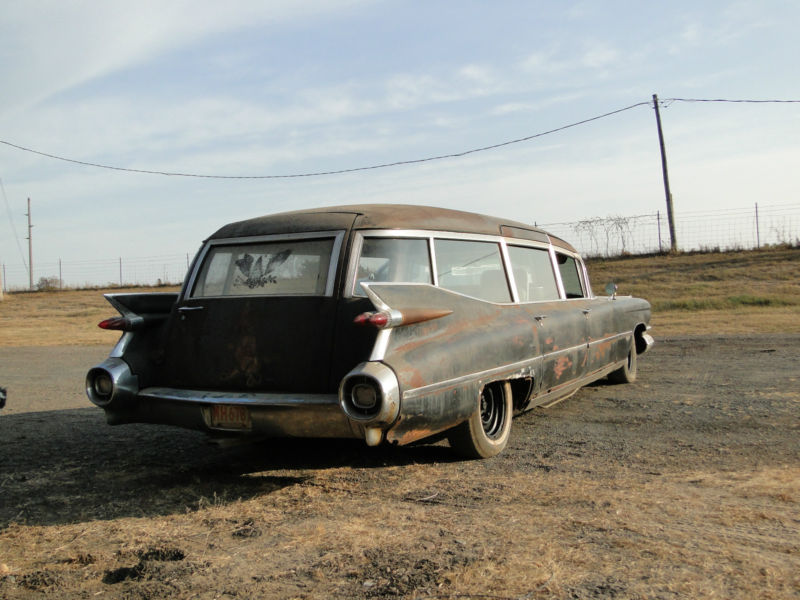 1959 cadillac ambulance Miller Meteor ,ebay  Kgrhqj11