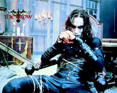 El Cuervo (The Crow) Crowth11