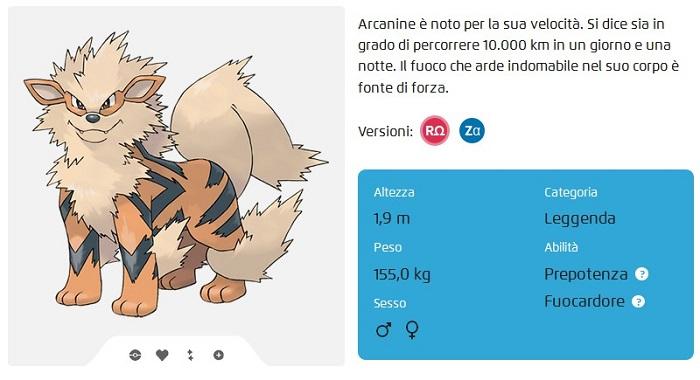 Pokèmon Arcani10