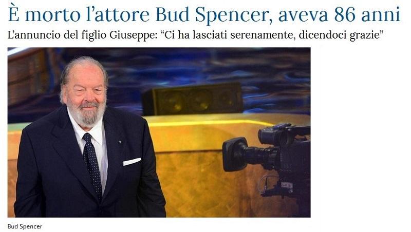 Addio a Bud Spencer Bud10