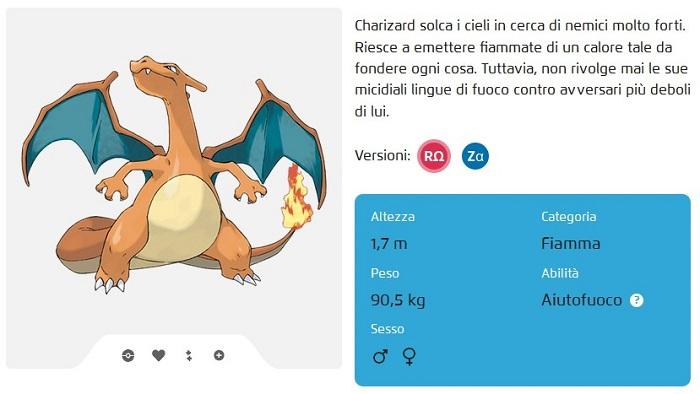 Pokèmon Chariz10