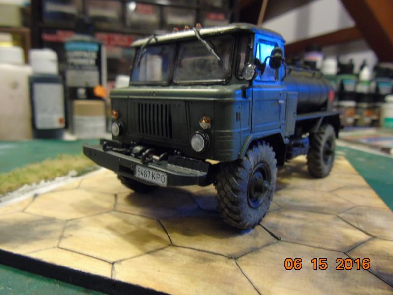 GAZ 66 Tanker Dsc00011