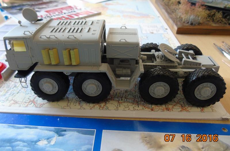 MAZ 537 G + Remorque MAZ/ChMZAP-5247G Dsc00511
