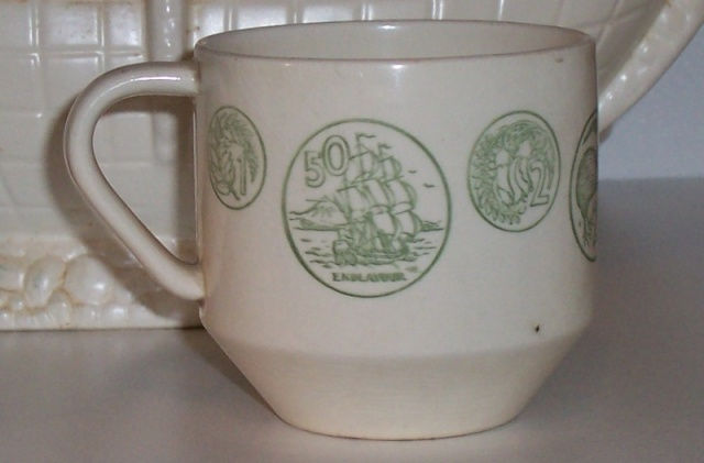 3012 Bevel Bottomed Cup 301210