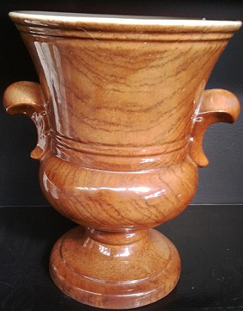 Breathtaking Titian Studio Woodgrain Vase ...... A10