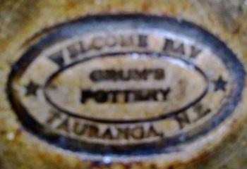 Grum's Pottery Welcome Bay Tauranga Crum_s12